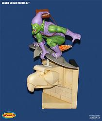 "Green Goblin 3"" Resin Model Kit"