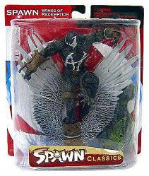 McFarlane Toys Series 34 Neo-Classics Wings of Redemption Spawn