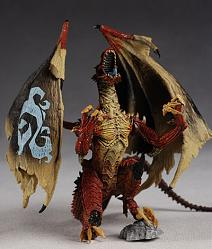 Eternal Dragon - McFarlane Fantasy Series 1 Legend of the Blade