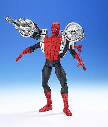Spiderman Classic Serie 14:WEB CANNON SPIDER-MAN