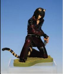 Lamento - Beyond the Void - Bardo PVC Statue