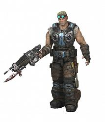 "Gears of War 3: Series 1 - Baird 7"" AF"
