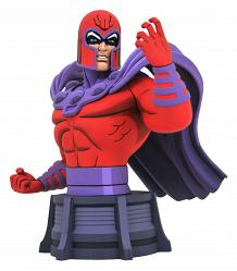 Marvel Animated: Magneto Bust
