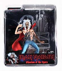 NECA 7 Inch Action Figure Iron Maiden Phantom of the Opera Eddie