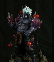 Street Fighter 4 Arcade: Oni 1:6 Statue