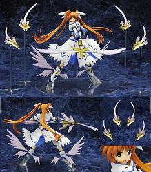 MAGICAL LILICAL NANOHA STRIKER S - Nanoha Exceed Mode Ver 1/7 Sc
