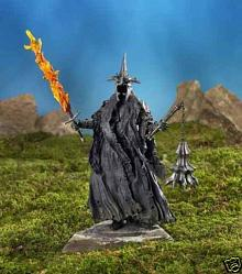MORGUL LORD WITCH-KING (WITH FIERY SWORD)