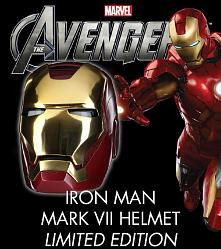 Marvel: Iron Man Mark VII Helmet Replica EFX