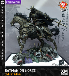 XM Studios Batman on Horse 1/4 Premium Collectibles Statue