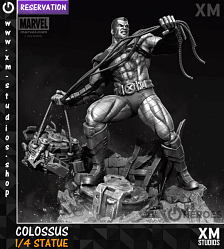 XM Studios Colossus 1/4 Premium Collectibles Statue