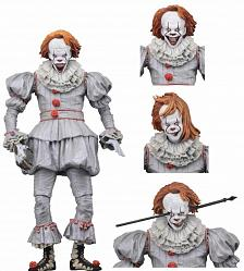 IT: Ultimate Well House Pennywise - 7 inch Scale Action Figure