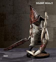 Silent Hill 2 Statue 1/6 Red Pyramid Thing SDCC Exclusive 33 cm