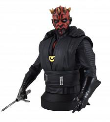 Star Wars: Crimson Dawn - Darth Maul 1:6 Scale Bust