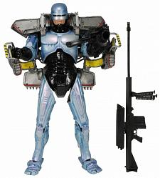 Robocop with Jetpack 7 inch Ultra Deluxe AF