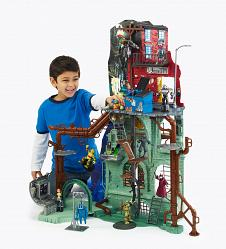 Teenage Mutant Ninja Turtles Spielset Secret Sewer Lair