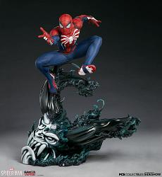 Marvel: Spider-Man Advanced Suit 1:3 Scale Statue