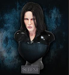 UNDERWORLD - Selene Lifesize Bust (Hollywood Collectibles)