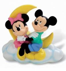 Disney Spardose Mickey & Minnie 18 cm