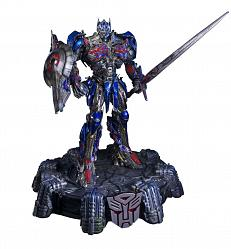 Transformers Ära des Untergangs Statue Optimus Prime Ultimate Ed