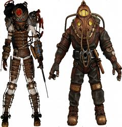 "Bioshock 2 Series 2 7"" Ultra Deluxe Big Sister"