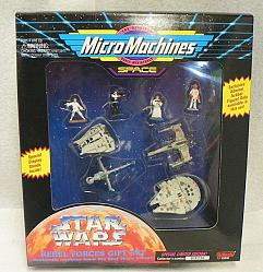 Micro Machines Rebel Forces (Geschenkset)