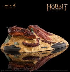 Der Hobbit Smaugs Einöde Statue Smaug King Under The Mountain 8