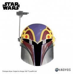 Star Wars Rebels: Sabine Wren Helmet