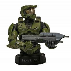 Halo 3 Master Chief Mini Bust (Green)