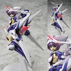 TRIGGER HEART EXELICA - Exelica PVC Statue (Toy`s Works)