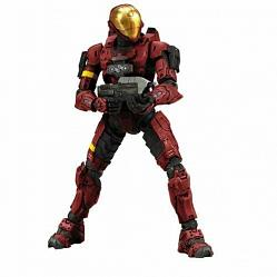 Halo 3 Series 1 - Spartan Soldier EVA Armor (Red)