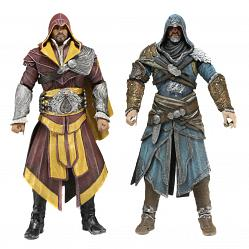 Assassin´s Creed Actionfiguren Doppelpack Ezio Auditore Exclusiv