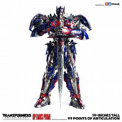 Transformers The Last Knight: Optimus Prime Figure
