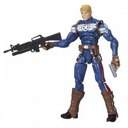 Marvel Infinite Series Steve Rogers Figure