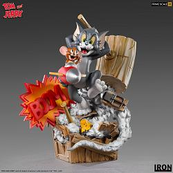 TOM & JERRY PRIME SCALE 1/3 STATUE
