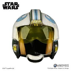 Star Wars: Rogue One - General Merrick Blue Squadron Helmet