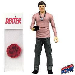 Dexter Blood Spatter Analyst 3 3/4-Inch Action Figure
