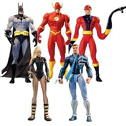 Identity Crisis Series 2 Action Figure Set