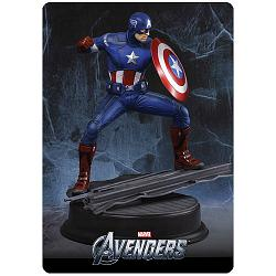 1/9 Avengers: Captain America (Pre-Painted Kit)