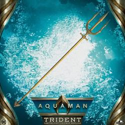 DC Comics: Aquaman Movie - Hero Trident Limited Edition Prop Rep
