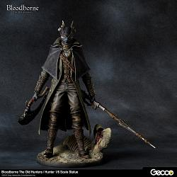Bloodborne: The Old Hunters - Hunter 1:6 Scale PVC Statue