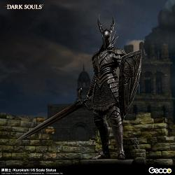 Dark Souls: Black Knight (Kurokishi) 1:6 Scale PVC Statue