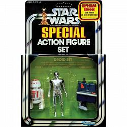 Star Wars: Jumbo Kenner Droid 3-Pack Exclusive