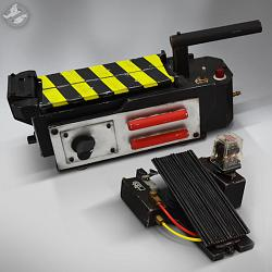 Ghostbusters: Ghost Trap 1:1 scale Prop Replica