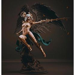 VARA THE ANGEL OF DEATH 1/4 Statue