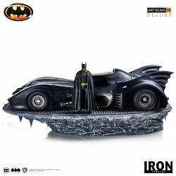 DC Comics: Batman 1989 - Deluxe Batman and Batmobile 1:10 Scale