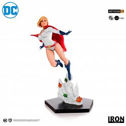 DC Comics: Power Girl - 1:10 Scale Statue by Ivan Reis