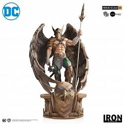 DC Comics: Closed Wings Hawkman Prime - 1:3 Scale Statue by Ivan