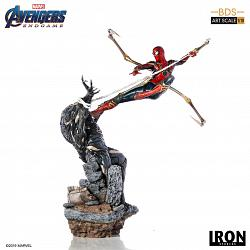 Marvel: Avengers Endgame - Iron Spider vs Outrider 1:10 Scale St
