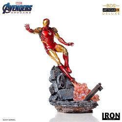 Marvel: Avengers Endgame - Deluxe Iron Man Mark LXXXV 1:10 Scale