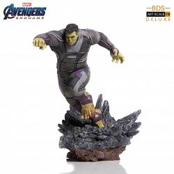 Marvel: Avengers Endgame - Deluxe The Hulk 1:10 scale Statue